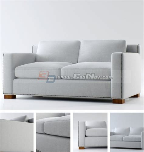 3ds Max Tutorials Modeling Sofa Images