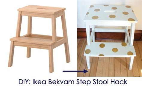 ikea bekvam stool a fun way to be creative with decals ikea hack ikea