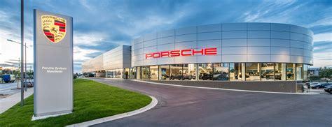 Porsche Zentren by Porsche Zentrum Mannheim 187 Herzlich Willkommen