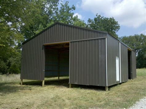 Constructing A Shed by How To Build A Pole Shed Plans Woodworking Projects