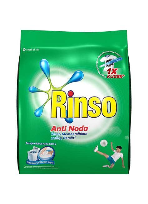rinso deterjen powder anti noda bag 700 600g klikindomaret