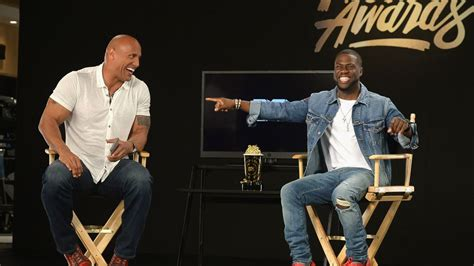 kevin hart and dwayne johnson is kevin hart better than dwayne johnson in jumanji