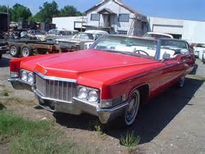1969 Cadillac Convertible For Sale 1969 Cadillac Convertible Used Cars For Sale