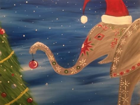 paint nite boston events paint nite at polcari s end restaurant 12 12 16