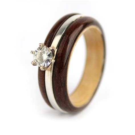 simply wood rings chicago il wedding jewelry
