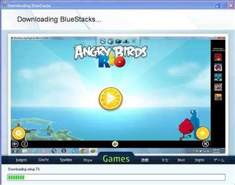 bluestacks windows xp how to install android emulator on windows xp