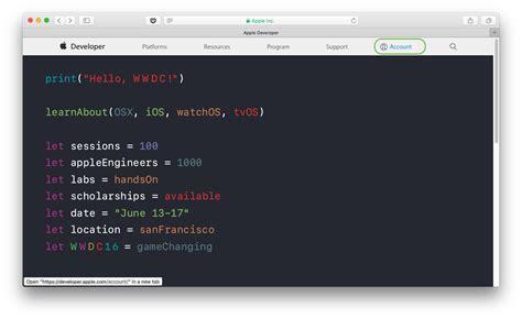 apple documentation create developer id certificate apple iosdevcenter