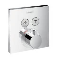 Grohe Bath Shower Mixer hansgrohe showerselect thermostat unterputz f 252 r 2