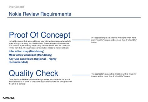 Proof Of Concept Template Design Template