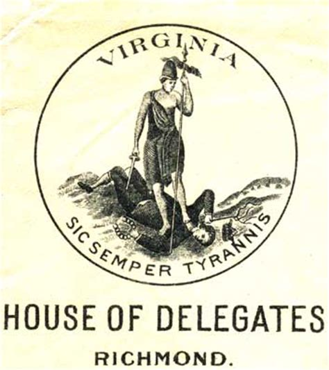 House Of Delegates by Images