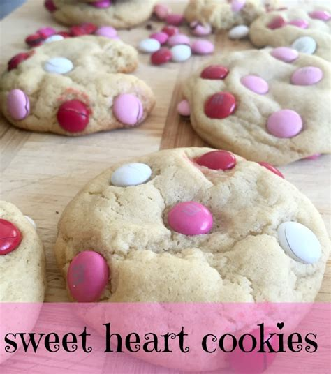 sweetheart s day sugar cookies recipe