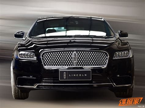 lincoln continentel china this is your 2017 lincoln continental presidential