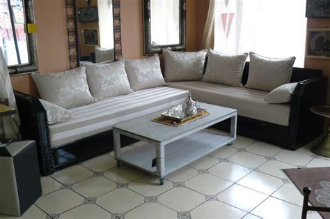 salon marocain canapé vente de salon marocain 224 montr 233 al d 233 co salon marocain