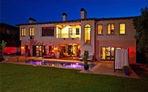 House Aired by Chris Paul Buys House From Avril Lavigne Photos Huffpost