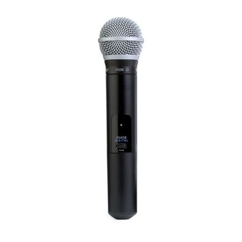 New Mic Wireless Shure T 42 Handheld shure pgx digital handheld wireless mic system with pg58