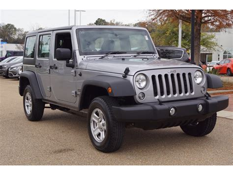 jeep wrangler unlimited sport 2015 2015 jeep wrangler unlimited sport rhd for sale used cars