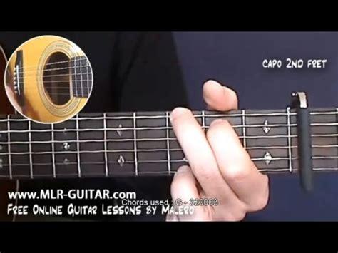 tutorial guitar hotel california hotel california guitar chords strumming youtube