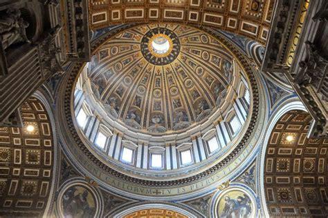 san pietro cupola climbing up st s basilica s dome delightfully italy