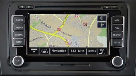 the 2017 sat nav disc update for skoda rns510