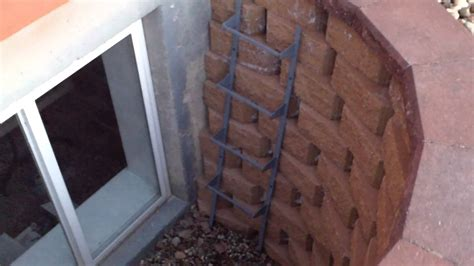 Basement Window Well Denver Landscape Contractor Tells How To Install An Egress