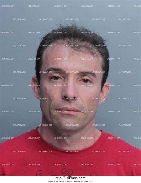 Mesa County Arrest Records Pedro Luis Mesa Torres Arrest History