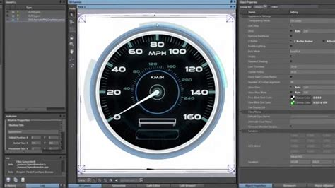 qt hmi tutorial getting started with gl studio instrument cluster
