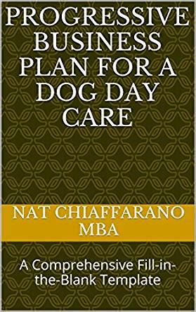 Mba In A Day Epub by Progressive Business Plan For A Day Care A