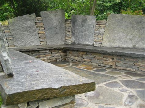 stone benches for the garden stone seats and benches in the garden