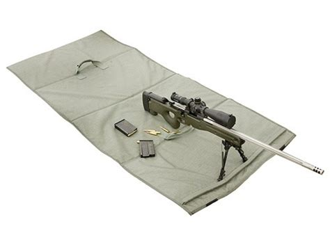 Shooting Mat by Crosstac Predator Shooting Mat Cordura Coyote Brown Mpn