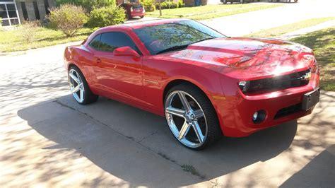 chevy camaro on 24 inch irocs big rims custom wheels