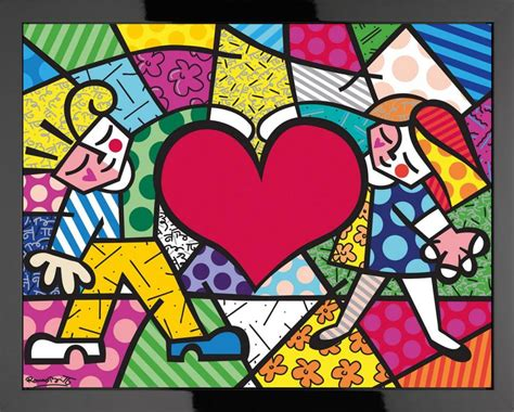 romero britto the exchange the romero britto collection at castle
