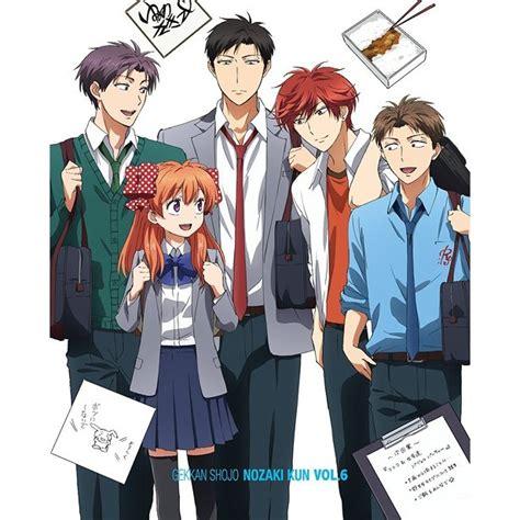 Komikus Shojo Nozaki Vol 6 gekkan shoujo nozaki kun vol 6