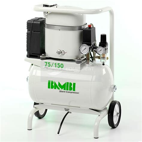 md 75 150 75 150v silent air compressor 230v