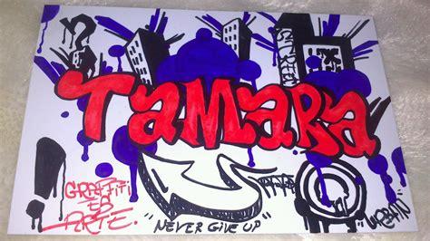 Color Me Graffiti 2 graffitis con nombres