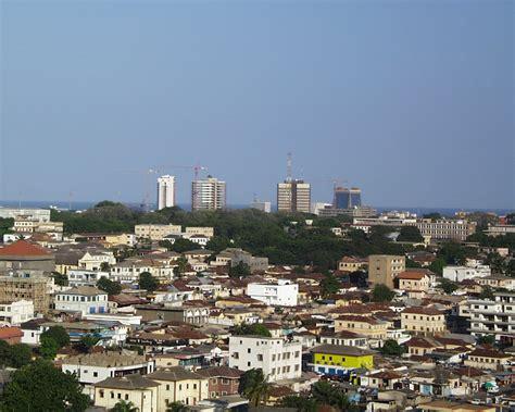 Accra Search File Accra Skyline 3 Jpg Wikimedia Commons