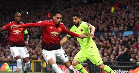 manchester united vs barcelona highlights and reaction as