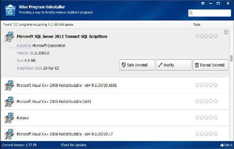 best uninstall programs best uninstallers for windows get rid of stubborn programs