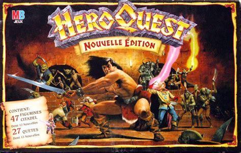 heroquest gioco da tavolo heroquest advanced quest gioco da tavolo gdt tana