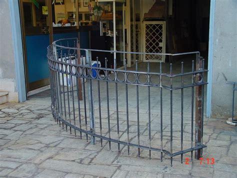 ringhiera balconi 19 best images about recinzioni divisori balconi e