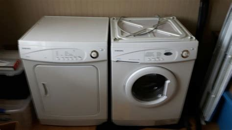 Apartment Size Washer Vancouver Samsung Apartment Size Washer And Dryer Chemainus Cowichan