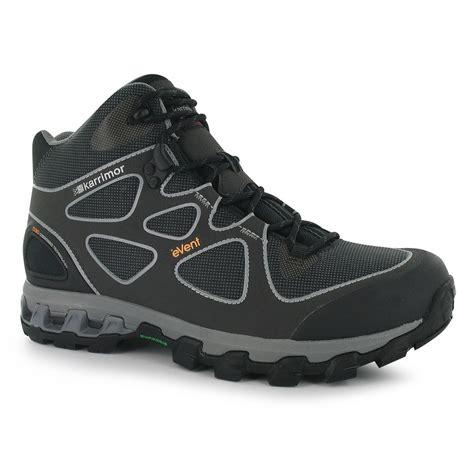 karrimor mens boots karrimor mens ksb walking hiking boots sport lace