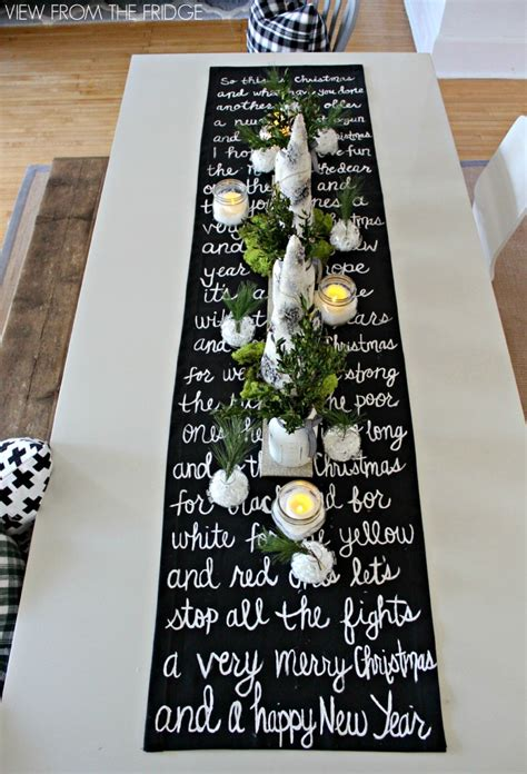 white and silver table runner white and silver table runner white white t