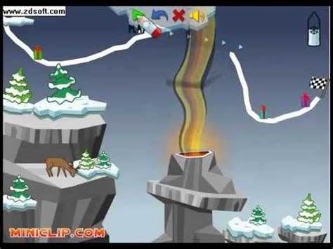 snow line a free winter game