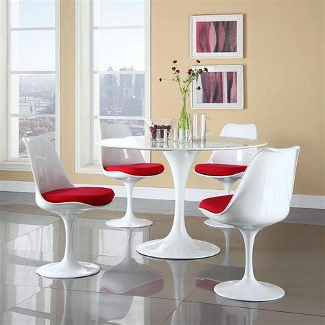 eero saarinens tulip chair  designs sag blog