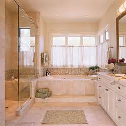 Southern Living Bathroom Ideas by Soothing Master Bathroom Luxurious Master Bathroom