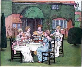 vintage garden tea image the graphics