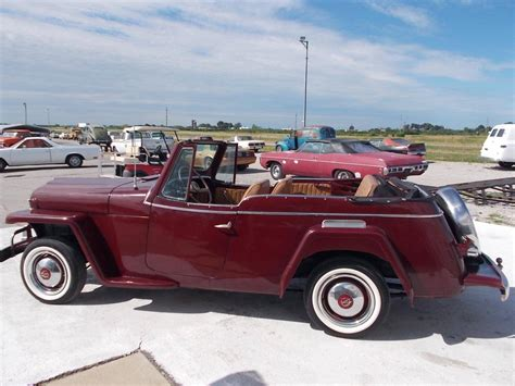 willys jeepster for sale 1950 willys jeepster for sale 1851143 hemmings motor