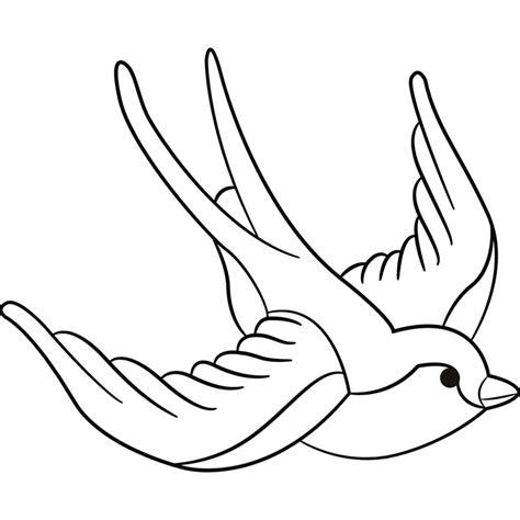 dibujos de golondrinas para graduacion dibujos de golondrinas volando para colorear imagui