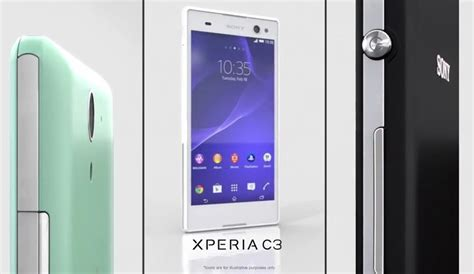 Hp Android Sony Xperia C3 sony xperia c3 gets announced as the world s best selfie smartphone aivanet
