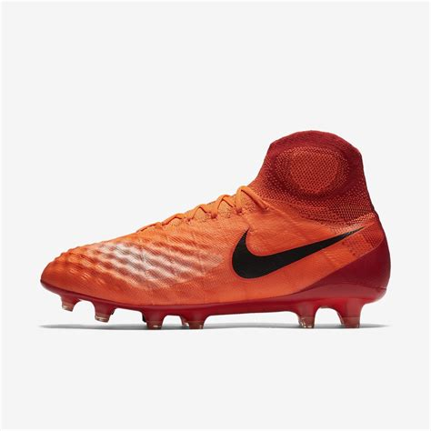 Sepatu Soccer Nike Magista Obra Ii Radiation Flare nike magista obra ii fg radiation flare pack total crimson bright mango
